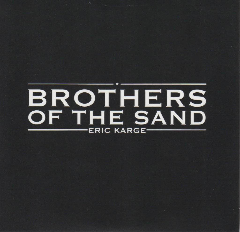 Brothers of the Sand CD Front Cover